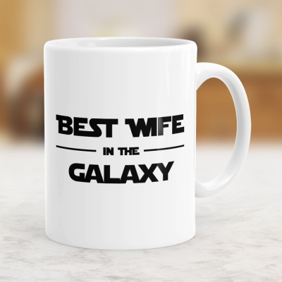 Best Wife In The Galaxy - Kubek