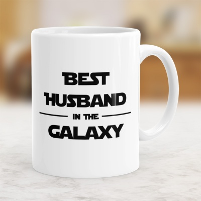 Best Husband In The Galaxy - Kubek